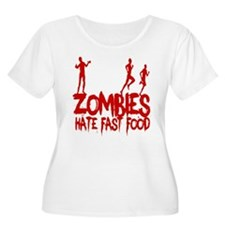 Zombies Hate T-Shirt