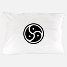 BDSM Triskelion Pillow Case