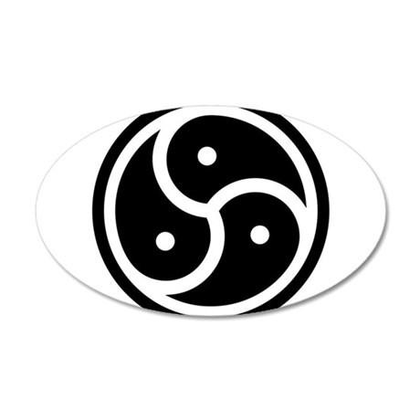 bdsm triskelion wall decal 1259654366 on special housewarming gifts