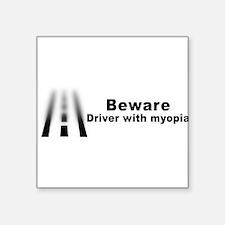 bewaredriversss Sticker