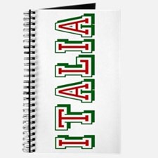 Italia Logo Journal