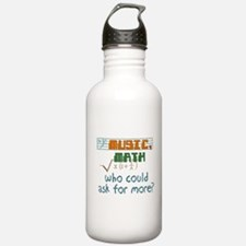 math_and_music.png Water Bottle