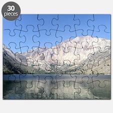 A dip in Convict Lake, CA Puzzle