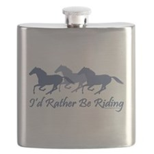 rather be riding horses Flask