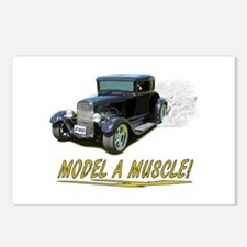 Model A Muscle! Postcards (Package of 8)