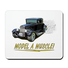 Model A Muscle! Mousepad