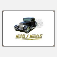 Model A Muscle! Banner