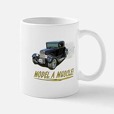 Model A Muscle! Mugs