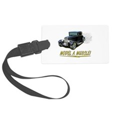 Model A Muscle! Luggage Tag