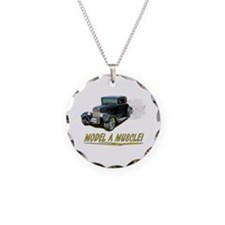 Model A Muscle! Necklace
