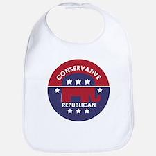 Conservative Republican Bib