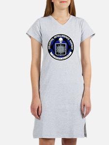 Celestial Intelligence Agency  Women's Nightshirt