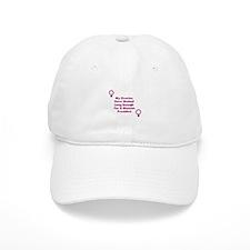 OvariesWantWomenPresident Baseball Baseball Cap