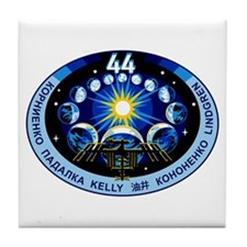 Expedition 44 Tile Coaster