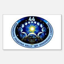Expedition 44 Sticker (rectangle)