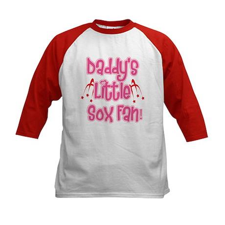 Daddy's Little.. Kids Baseball Jersey