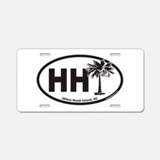 Funny South Aluminum License Plate