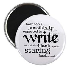 How Can I Write? Magnet