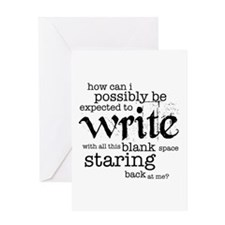 How Can I Write? Greeting Cards
