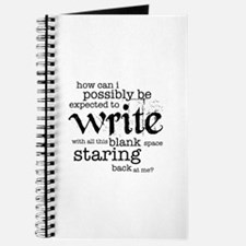 How Can I Write? Journal