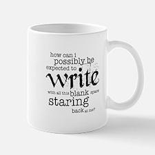 How Can I Write? Mugs