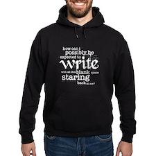 How Can I Write? Hoodie