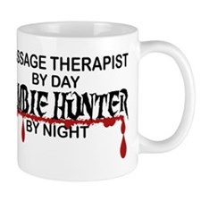 Zombie Hunter - Massage Therapist Mug
