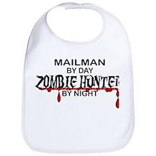 Zombie Hunter - Mailman Bib