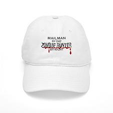 Zombie Hunter - Mailman Baseball Cap