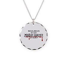 Zombie Hunter - Mailman Necklace