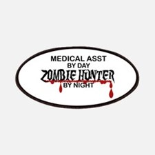 Zombie Hunter - Medical Asst Patches
