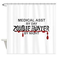 Zombie Hunter - Medical Asst Shower Curtain