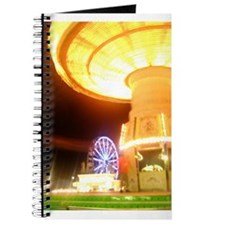 fair midway at night Journal