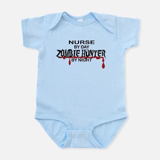 Zombie Hunter - Nurse Infant Bodysuit