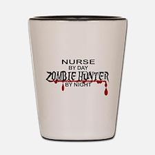 Zombie Hunter - Nurse Shot Glass