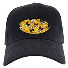 cute boston terrier dog Baseball Hat