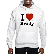 I love Brady Jumper Hoody
