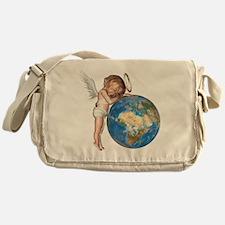 Angel Messenger Bag