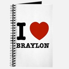 I love Braxton Journal