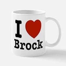 I love Brock Mug