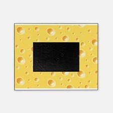 Swiss Cheese texture Picture Frame