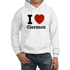 I love Clarence Jumper Hoody