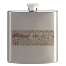 Vintage Cornell's Eight Flask