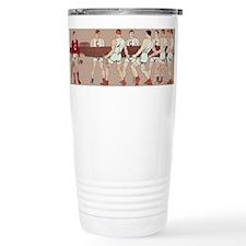 Vintage Cornell's Eight Travel Coffee Mug