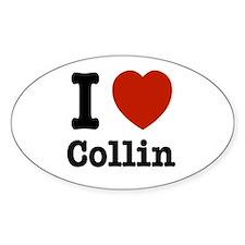 I love Collin Decal