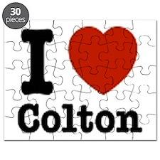 I love Colton Puzzle