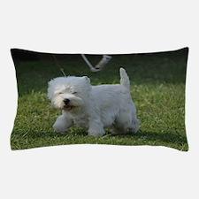 West Highland Terrier Pillow Case