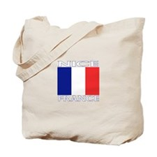 Nice, France Tote Bag