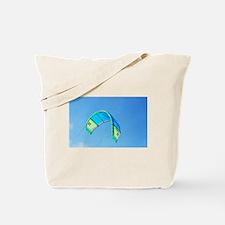 Kite for Kitesurfing Tote Bag