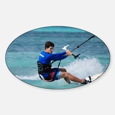 Kiteboarder Decal